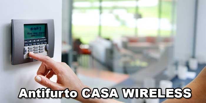 antifurto casa wireless